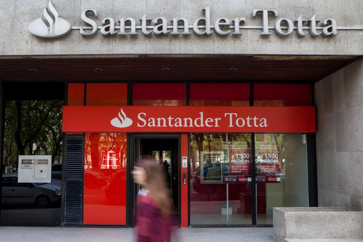 El Santander irrumpe en la subasta de Novo Banco