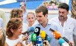 """Casado: Sánchez paga la """"contraprestación"""" al PNV con los presos etarras."""