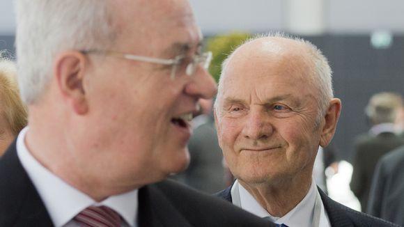 Volkswagen. El 'visionario' Piëch pierde la guerra contra el Ceo Martin Winterkorn