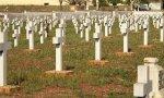 En la fosa común de Paracuellos del Jarama fueron enterradas unas 5.000 personas.