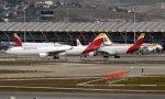 Iberia también teme que el conflicto de los vigilantes se extiende a otros aeropuertos en la época de mayor tráfico aéreo