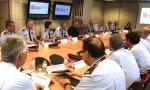 Quim Torra presidió la primera reunión del Gabinete de Coordinación Antiterrorista