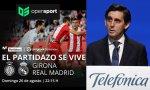 Álvarez-Pallete suma esta alianza con Opensport, a las que ya tiene con Netflix y Amazon