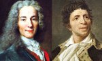 Voltaire y Marat, los padres de la izquierda moderna
