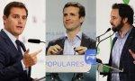 ¿Cs,  PP y Vox pueden convertirse en partidos fascistas? Desde luego no lo son, pero podrían