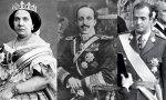 Isabel II, Alfonso XIII y Juan Carlos I, monarcas católicos a pesar de sus defectos