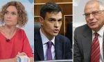 El procés divide al Gobierno de Pedro Sánchez
