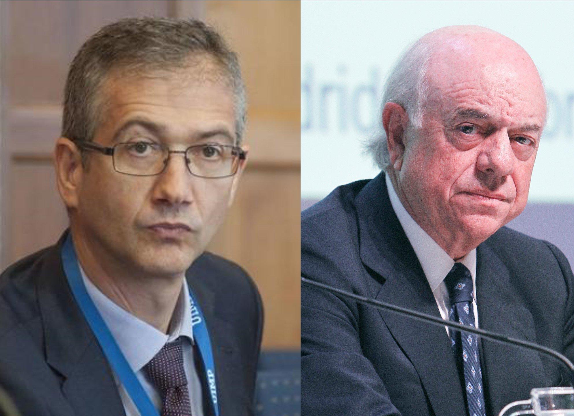 Pablo Hernández de Cos ha sido el interlocutor del BCE para negociar la salida de Francisco González