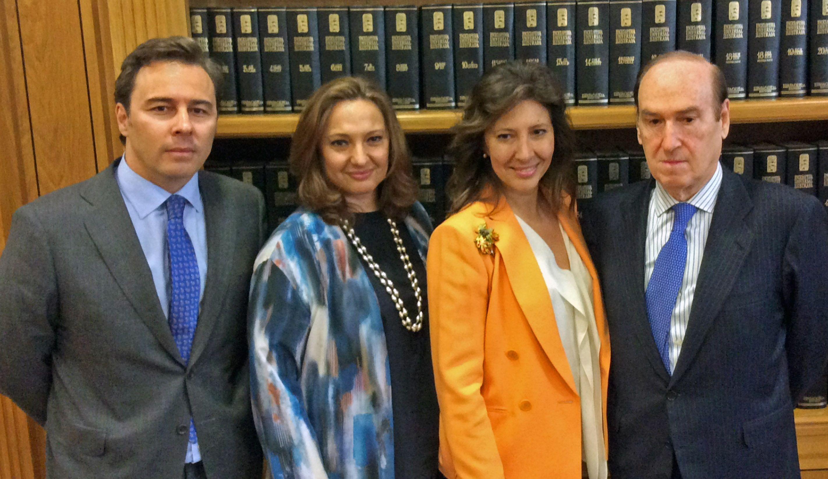 El Corte Inglés. Florencio Lasaga, nuevo presidente de la Fundación Ramón Areces