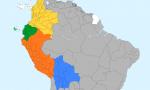 Países miembros del Pacto Andino