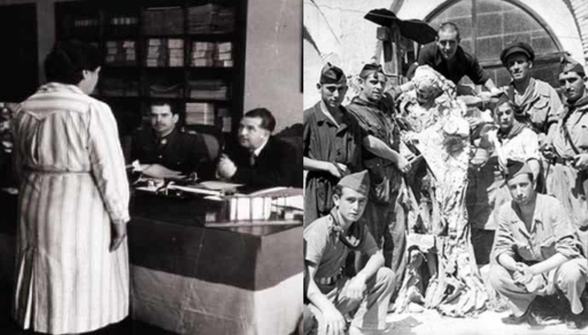 Franco fusiló a 22.642 personas, el Frente Popular a 70.000