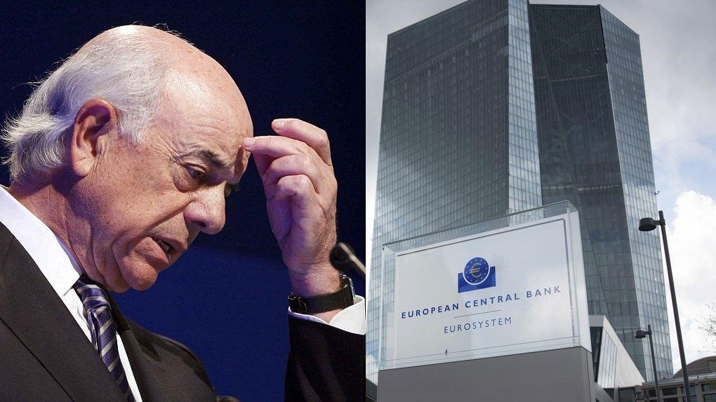 BBVA. El BCE amenaza ahora con levantarle las alfombras a FG