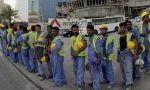 Catar disimula la explotación a los trabajadores extranjeros con el anuncio de un nuevo estatuto de residente