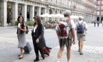En octubre visitaron nuestro país 7,6 millones de turistas, lo que supone un aumento del 5%