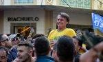 Bolsonaro, que no gusta al NOM, acuchillado