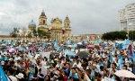 Guatemala marcha por la vida