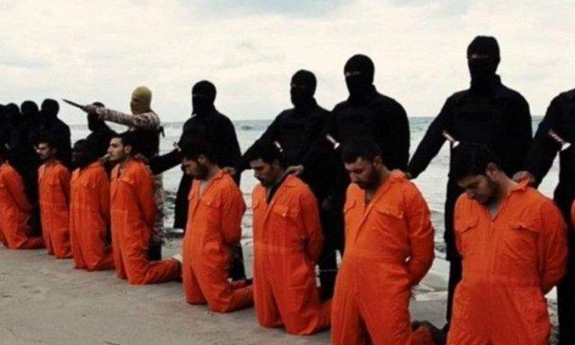 Los cristianos perseguidos y asesinados aumentan en todo el mundo...