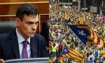La debilidad y los miedos de Pedro Sánchez han galvanizado a los separatistas y el lavado de cerebro colectivo en que se ha convertido la mitad de Cataluña