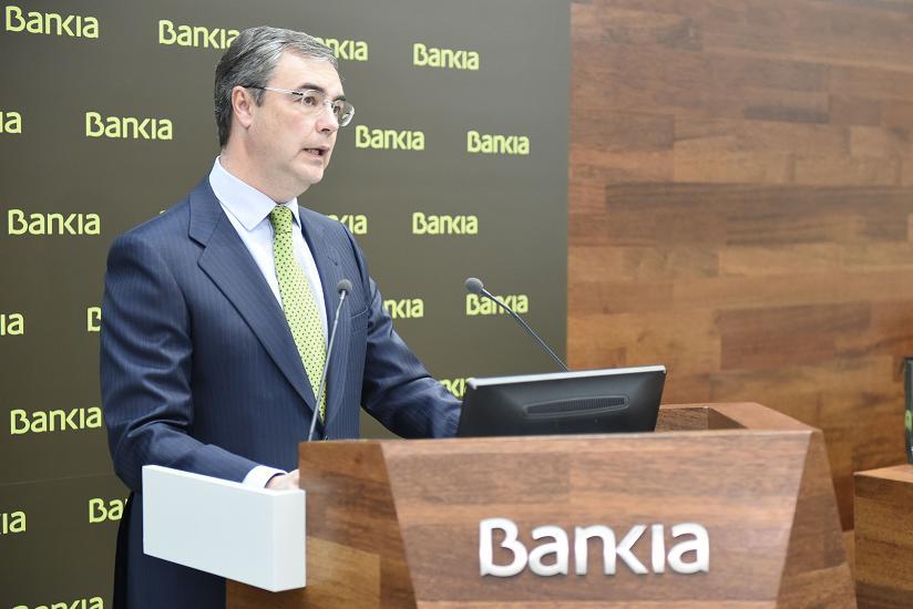 Resultados Bankia. José Sevilla: la salida a bolsa se hizo correctamente