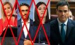 La tesis del presidente, Pedro Sánchez, queda en entredicho