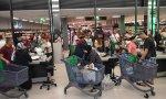 La primera tienda de Mercadona en Ceuta ha tenido una buena acogida.