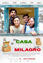 uNA CASA, LA FAMILIAY UN MILAGRO