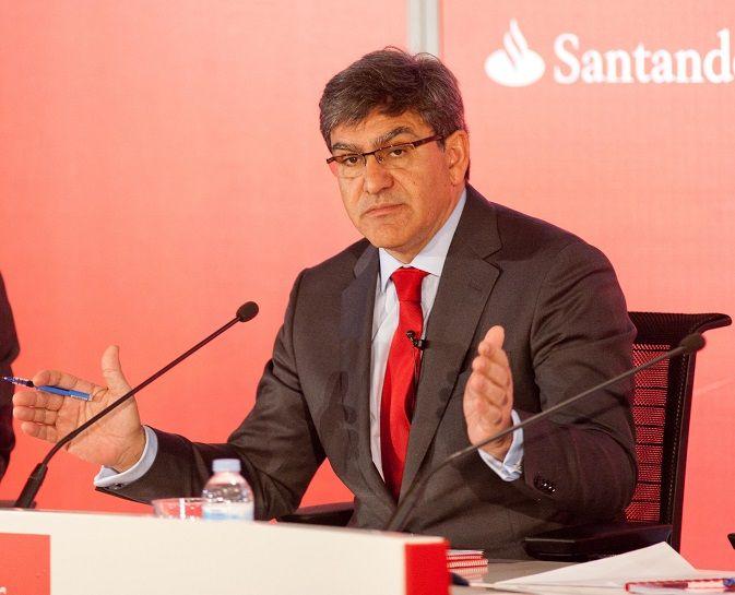 """Resultados Santander. El Ceo, Álvarez, a Hispanidad: """"No habrá cambios en el equipo directivo"""""""