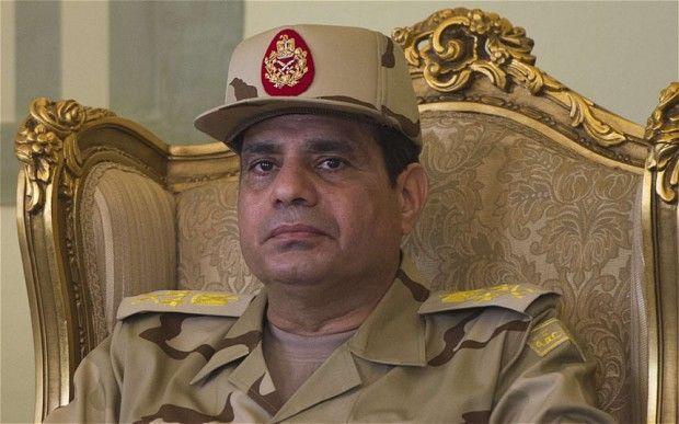 Abdelfatah al Sisi, en el poder hasta...