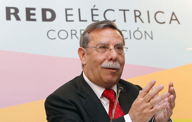 Folgado,  presidente de Red Eléctrica, demasiado apalancada.