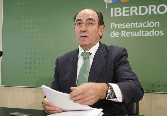 Resultados Iberdrola. Sánchez Galán promete que la compra de UIL no aumentará la deuda