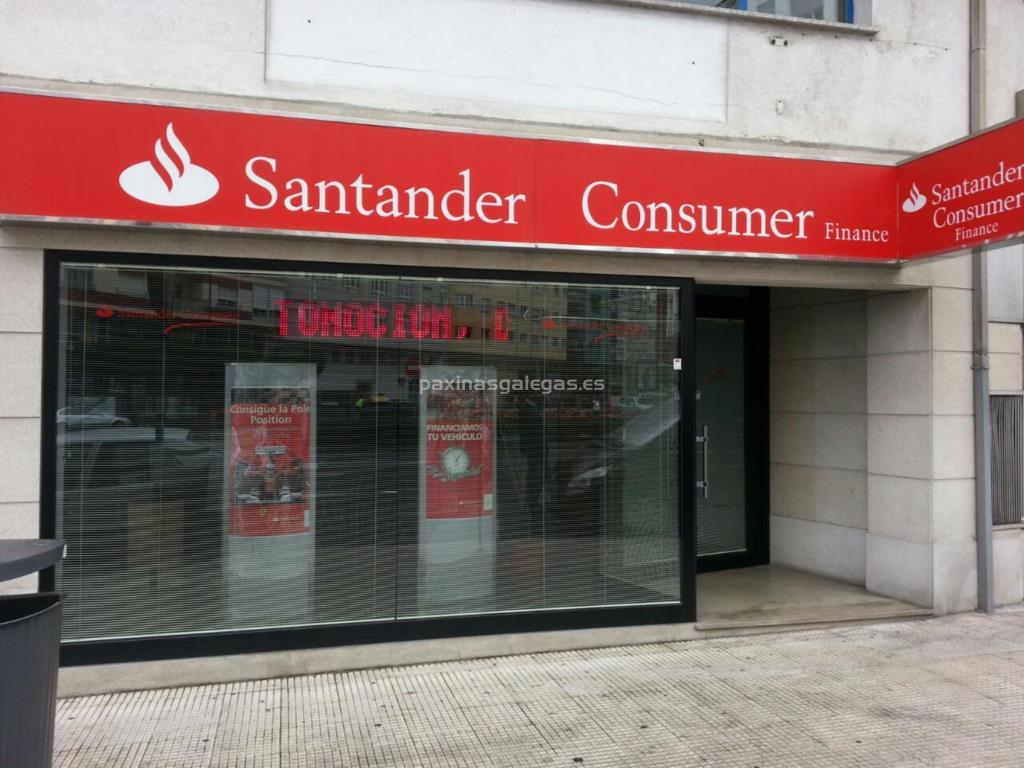 Lo que le gusta a ana bot n santander consumer finance for Oficina santander madrid