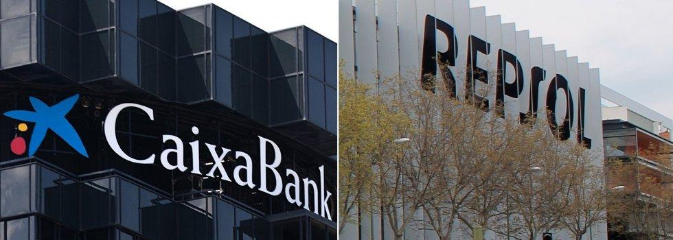 Caixabank vende su participación histórica en Repsol.