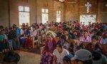 En Birmania también se persigue a los cristianos