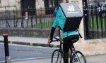 Deliveroo podría ser 'engullida' por Uber