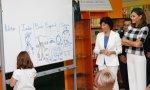 La reina Letizia y la ministra Celaá abren el nuevo año escolar