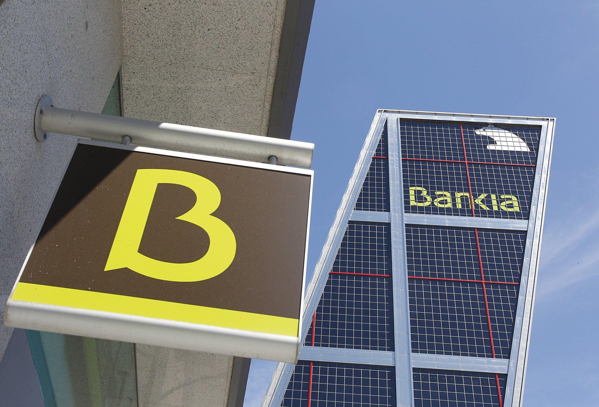 Bankia parece haber llegado al máximo de sus posibilidades y el mercado lo penaliza con una caída superior al 4%.