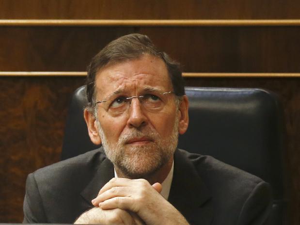Rajoy: a Antonio Hernando le pide ideas, a Rivera la niega la suya sobre aforamientos
