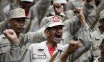 En 2017 Maduro anunció una ampliación de milicianos que llegaría hasta medio millón