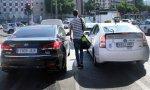 La batalla de las VTC entre el sector del taxi contra Uber y Cabify continúa