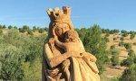 El gran problema de Madrid resulta que es la imagen de la Virgen de Valdebebas