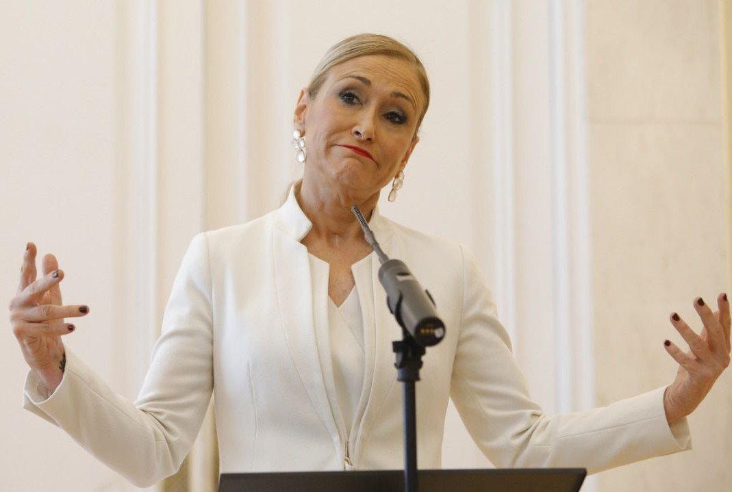 Telecinco ha ofrecido un sitio a Cristina Cifuentes en 'Supervivientes'