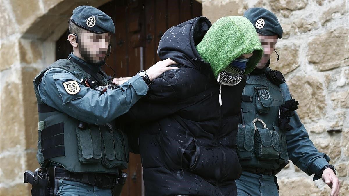 Un yihadista detenido en España