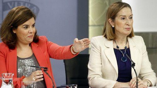 Consejo de Ministros. Argumentos sorayinos: el PP ganará las elecciones en España como Cameron en Inglaterra