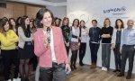 Ana Botín se declara feminista pero aún no ha dado el paso de nombrar CEO del grupo a una mujer.