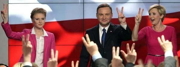 Polonia. El Partido provida Ley y Justicia gana la primera vuelta de las presidenciales