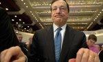 Mario Draghi, presidente del BCE, que ha publicado su informe económico 2017
