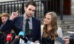 Daniel y Amy McArthur, responsables de la cadena Asher