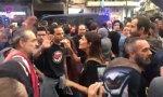 Cristina Seguí, una periodista que colabora en distintos medios, como OK Diario, fue agredida por un grupo antifascista