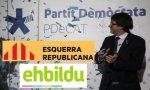 PDeCAT, ERC y EH Bildu tensan la acuerda... Puigdemont estará encantado