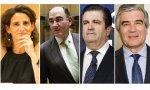 Las eléctricas, asustadas por los recortes de Podemos